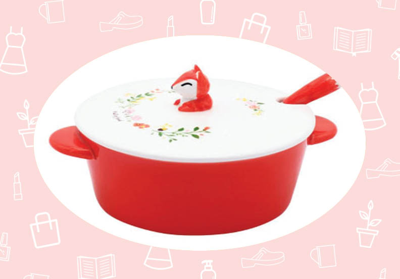WANT/NEED: The most adorable forest creature soup bowl, and more stuff you want to buy