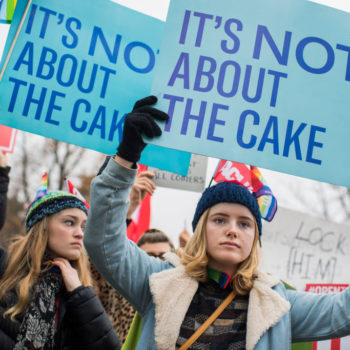 """The Supreme Court just ruled in favor of the baker in the """"gay wedding cake"""" case — but it's not over just yet"""