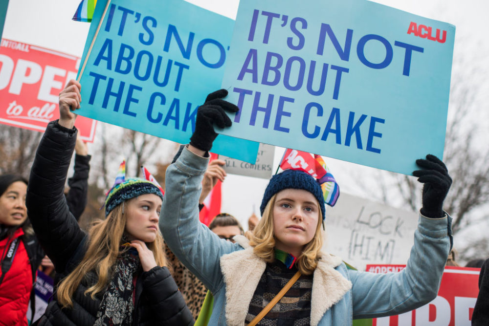 "The Supreme Court just ruled in favor of the baker in the ""gay wedding cake"" case — but it's not over just yet"