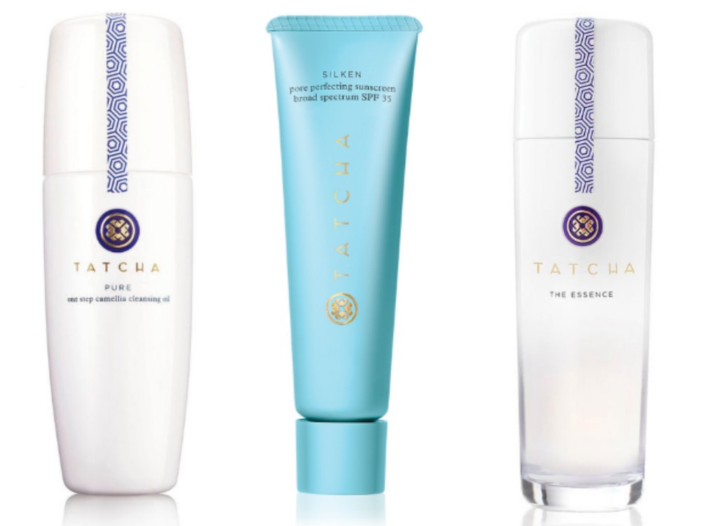 If you've been curious to try Tatcha, do it now while you can get 15% off everything