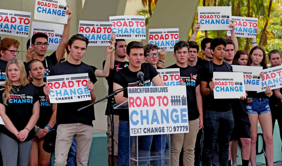 Parkland students will be taking their gun control activism on the road this summer