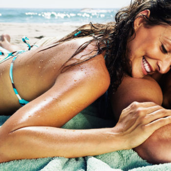 Sorry, but sex on a beach can actually harm your vagina