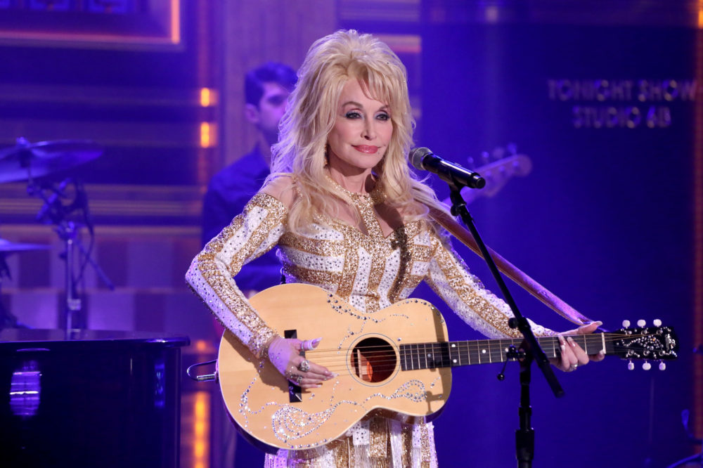 Netflix is making a Dolly Parton series — and it'll feature the legendary singer *and* her music