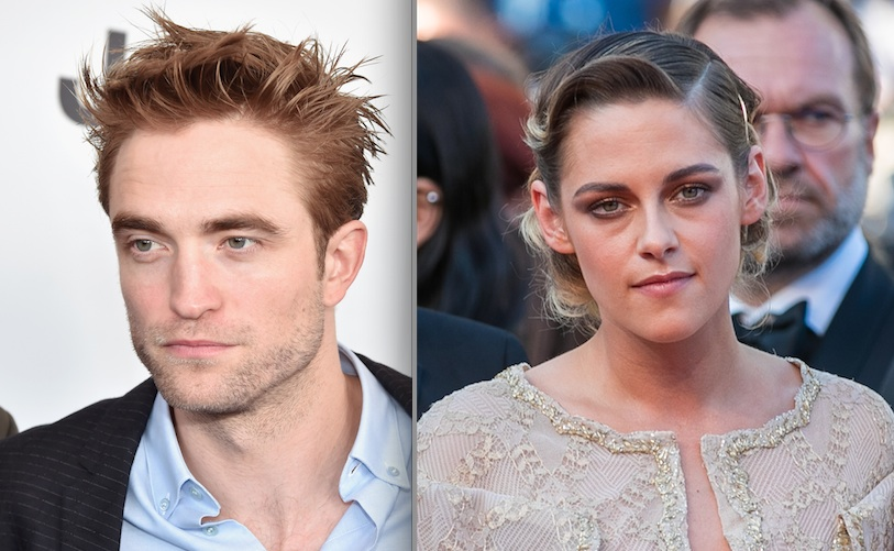 Robert Pattinson and Kristen Stewart were seen hanging out, and Twitter has no chill