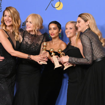 Reese Witherspoon went bowling with her <em>Big Little Lies</em> co-stars, and the Insta pics will give you so much FOMO