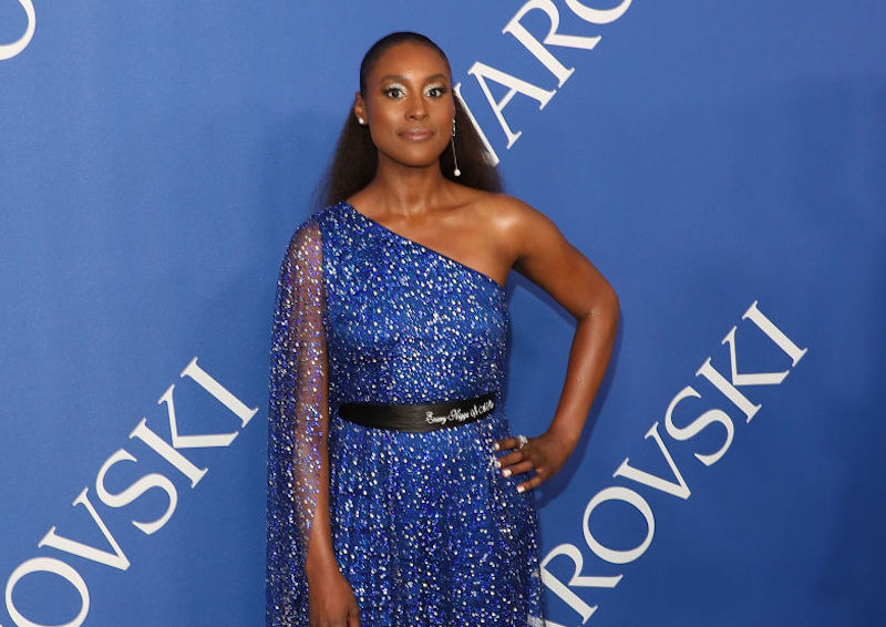 Issa Rae made history as the first Black woman to host the CFDA Awards