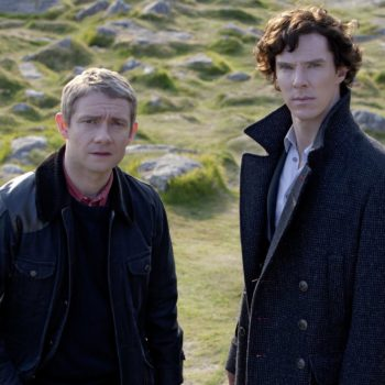 <em>Sherlock</em> is getting his own escape room, and the clues will literally be afoot