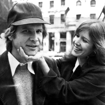 Oh, nerf herder — Carrie Fisher actually regretted revealing her affair with Harrison Ford