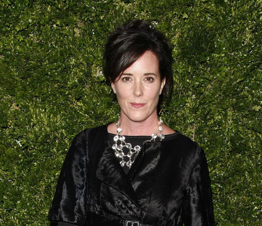 Kate Spade built a fashion empire worth $2.4 billion out of her one-bedroom apartment