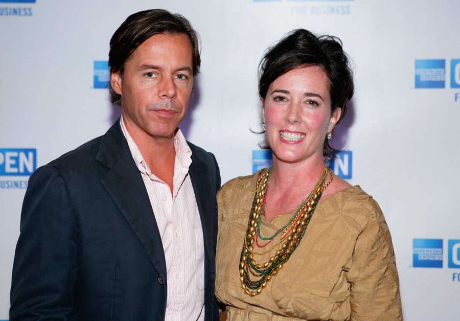 Kate Spade's husband reveals she battled depression, says they'd been living apart for 10 months