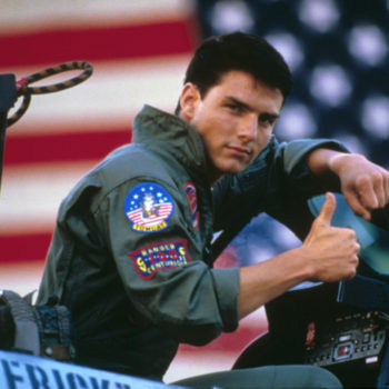 Good news <em>Top Gun</em> fans: This icon is officially joining Tom Cruise for the sequel