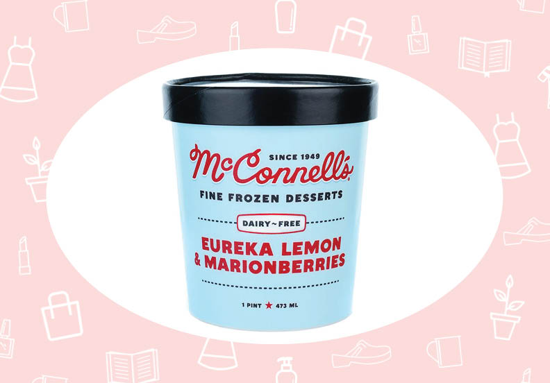 WANT/NEED: Dairy-free (!) McConnell's ice cream, and more stuff you want to buy