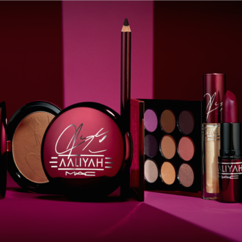 """Here's everything from the Aaliyah for MAC collection that will have you looking """"hot like fire"""""""