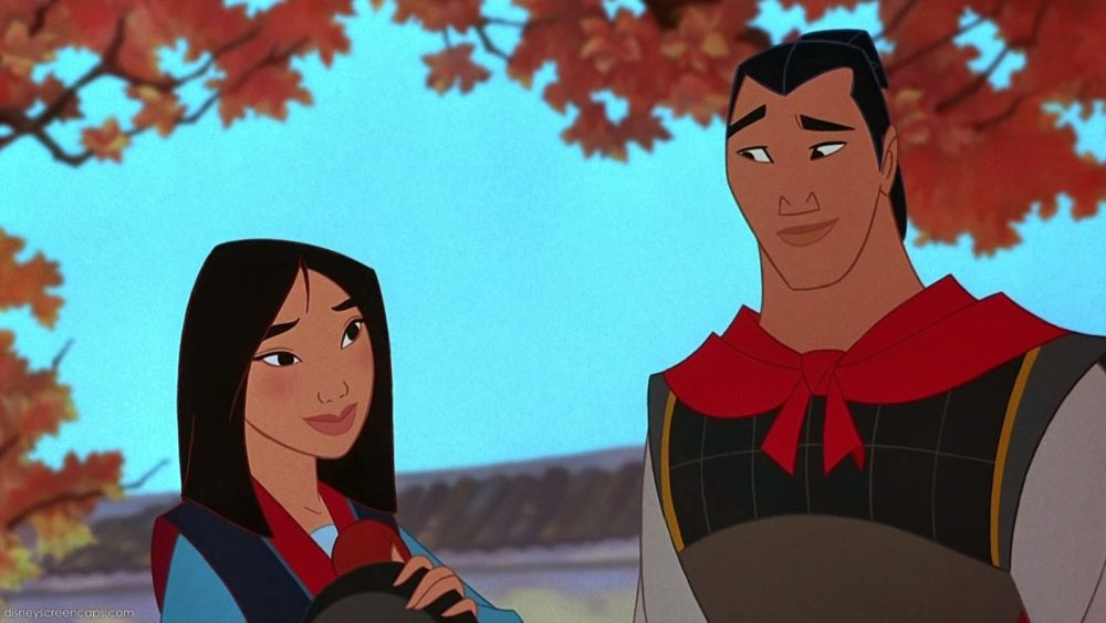 Disney has cast Mulan's love interest in the live-action movie and, no, it's still not Shang