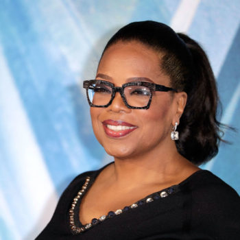 There's now a literal Smithsonian exhibit about Oprah, and this just feels right