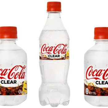 Coca-Cola is releasing a new clear Coke, but you'll have to hop on an international flight to try it