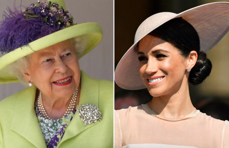 Queen Elizabeth and Meghan Markle will have a royal sleepover during their first outing together
