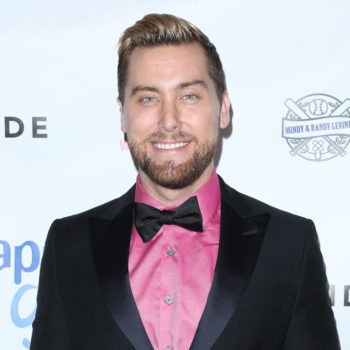 """Lance Bass opened up about the """"torture"""" of being in the closet while in *NSYNC"""