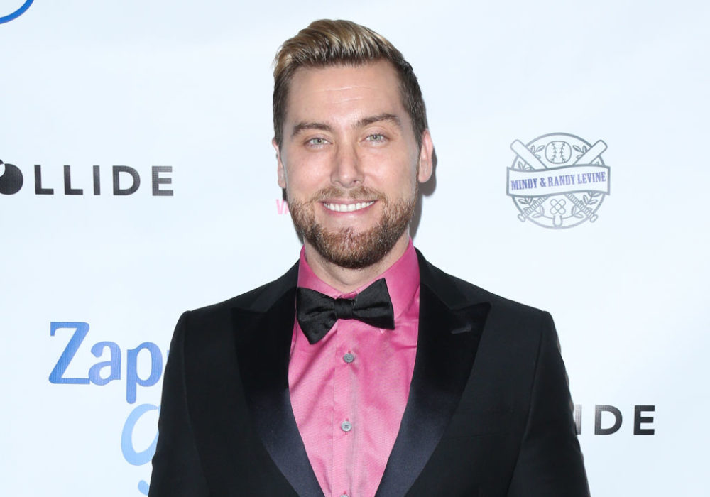 "Lance Bass opened up about the ""torture"" of being in the closet while in *NSYNC"