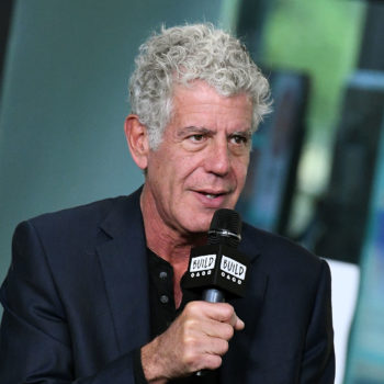 Here are some of the most inspiring Anthony Bourdain quotes to help get you through the day