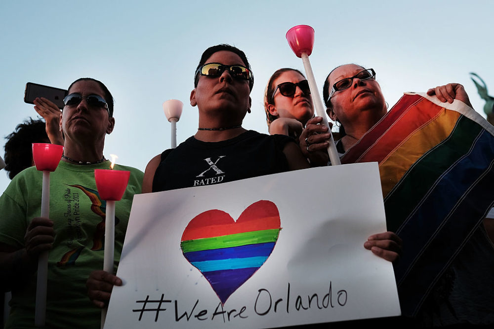 Victims of the Pulse shooting are suing the Orlando police over their response to the tragedy