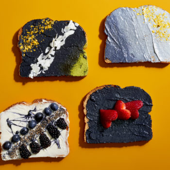 Say goodbye to unicorn toast — these four goth toast recipes are here to feed your dark soul