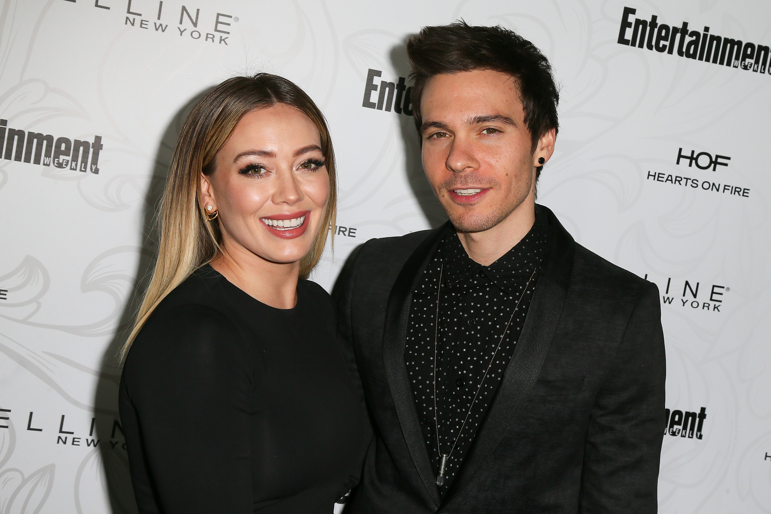 Hilary Duff is expecting a daughter with BF Matthew Koma, and we really hope they name her Miranda