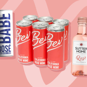 We tried 10 single-serve rosés so you can find your perfect pink drink for National Rosé Day