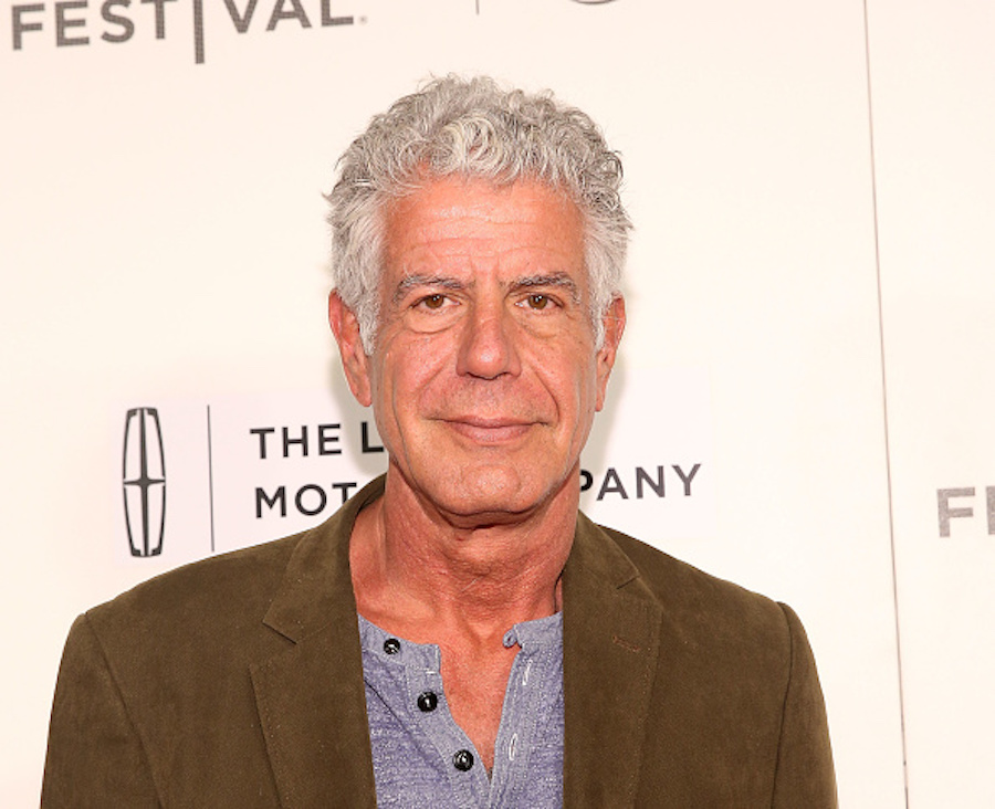 Anthony Bourdain felt like a member of my family because he understood what food meant to us