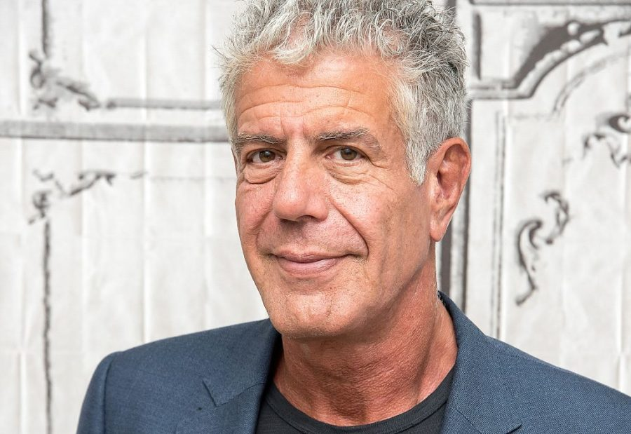 Fans have turned Anthony Bourdain's former New York restaurant into a touching memorial