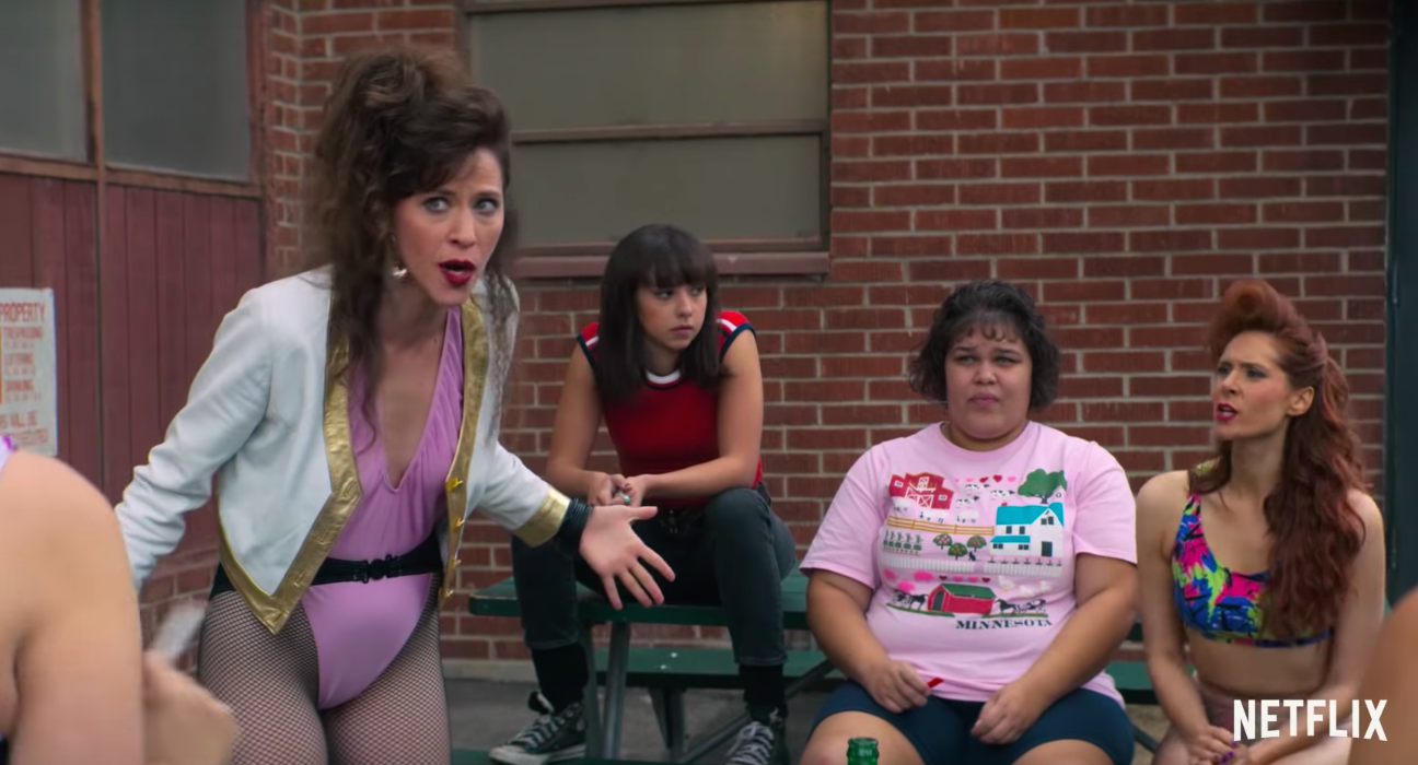 Our favorite gorgeous ladies of wrestling are back and throwing down in the <em>GLOW</em> Season 2 trailer