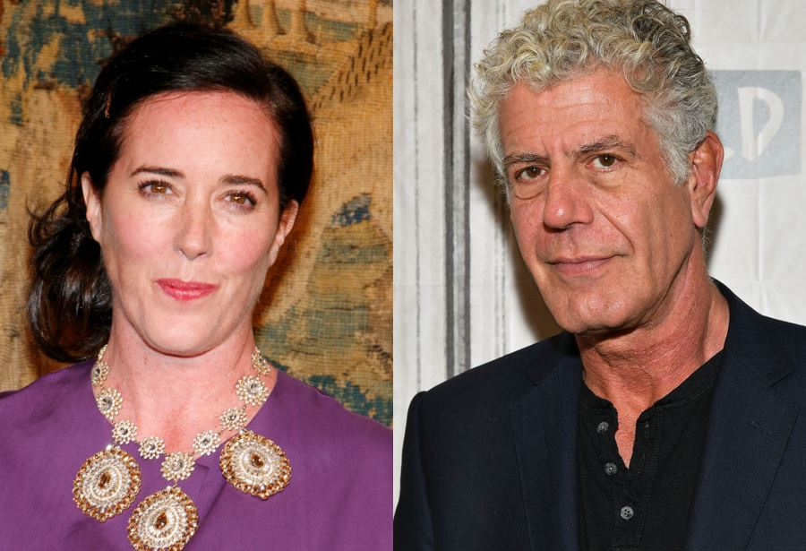 Suicide hotline calls spiked 25% after Kate Spade and Anthony Bourdain's deaths — and that's not necessarily a bad thing