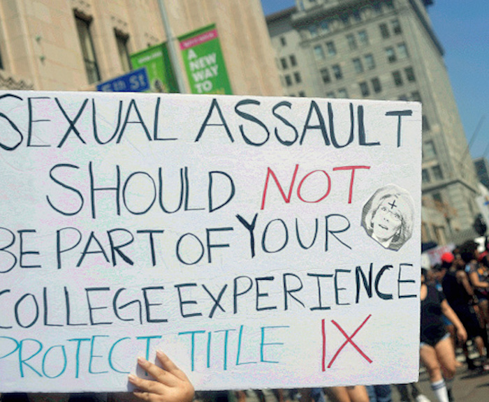 I didn't realize that what happened to me in college was sexual assault