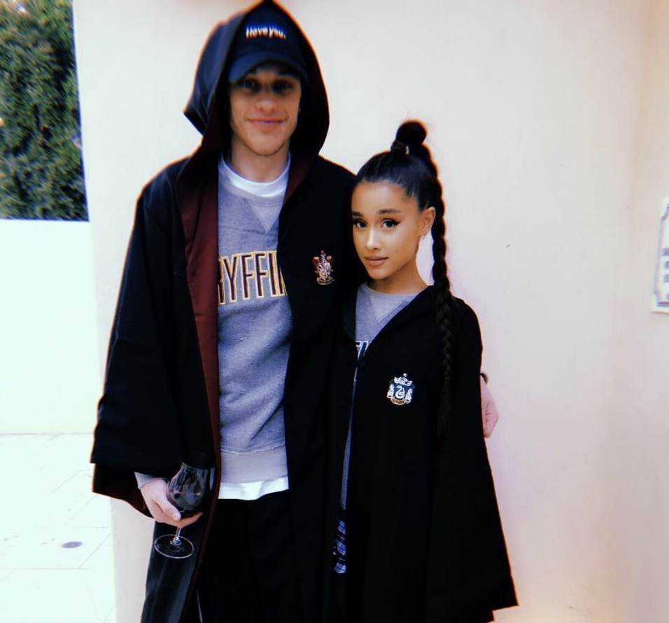 Ariana Grande and Pete Davidson are reportedly engaged, and we literally have so many emotions