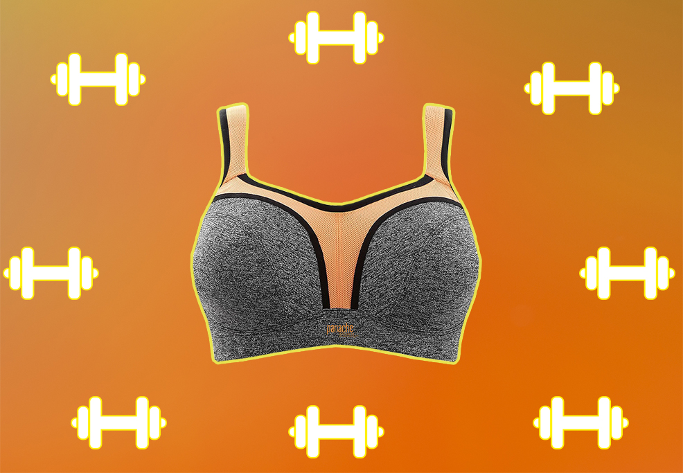 19 Sports Bras For Big Boobs That Are Good For Summer ...
