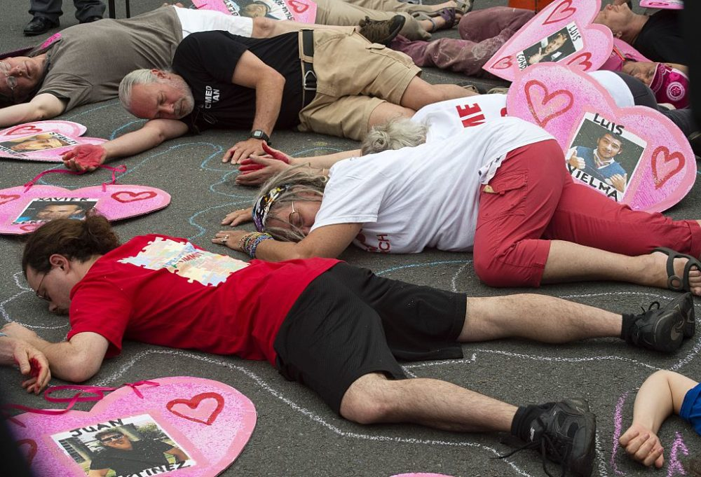"""""""Die-ins"""" are happening across the country today, and here's what that means"""
