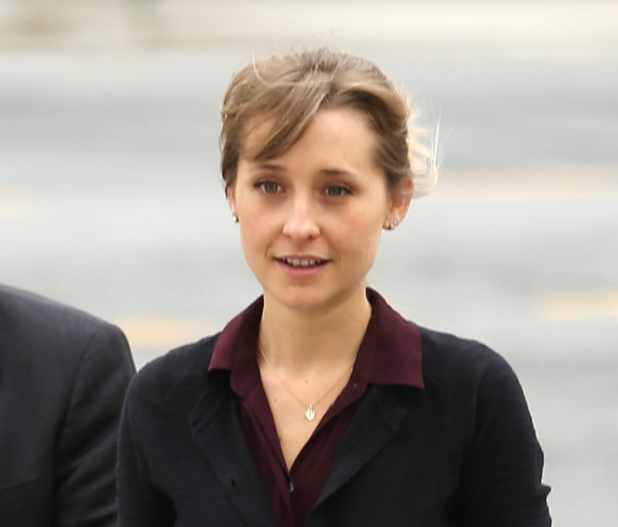 Cult group Nxivm has suspended operations after Allison Mack's sex trafficking arrest