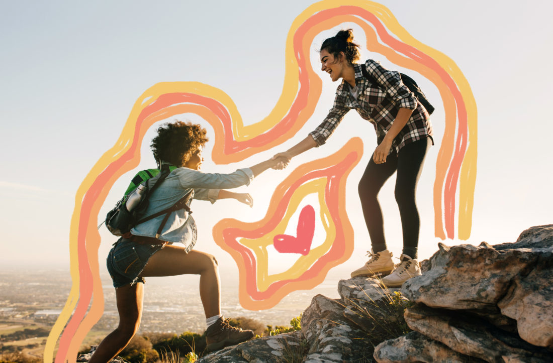 8 ways to bond with a friend to become even closer
