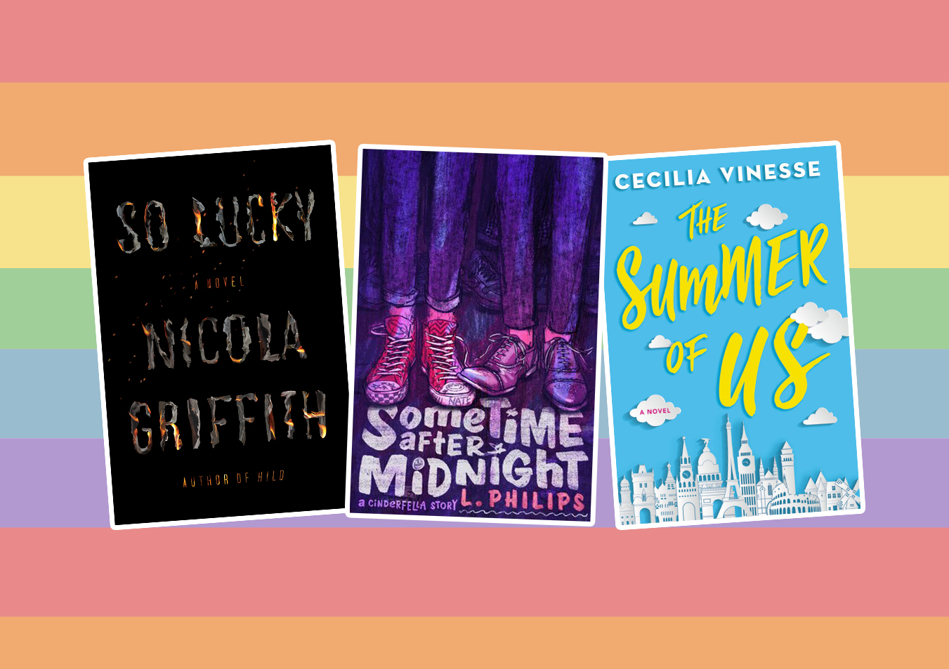 Read the rainbow during Pride Month with these 11 new books