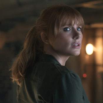 Bryce Dallas Howard actually insisted on wearing heels for <em>Jurassic World: Fallen Kingdom</em> — but don't worry, her ankles are okay