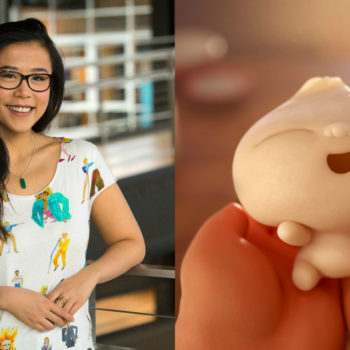 <em>Bao's</em> Domee Shi went from Pixar intern to the animation studio's *first* female director in only seven years