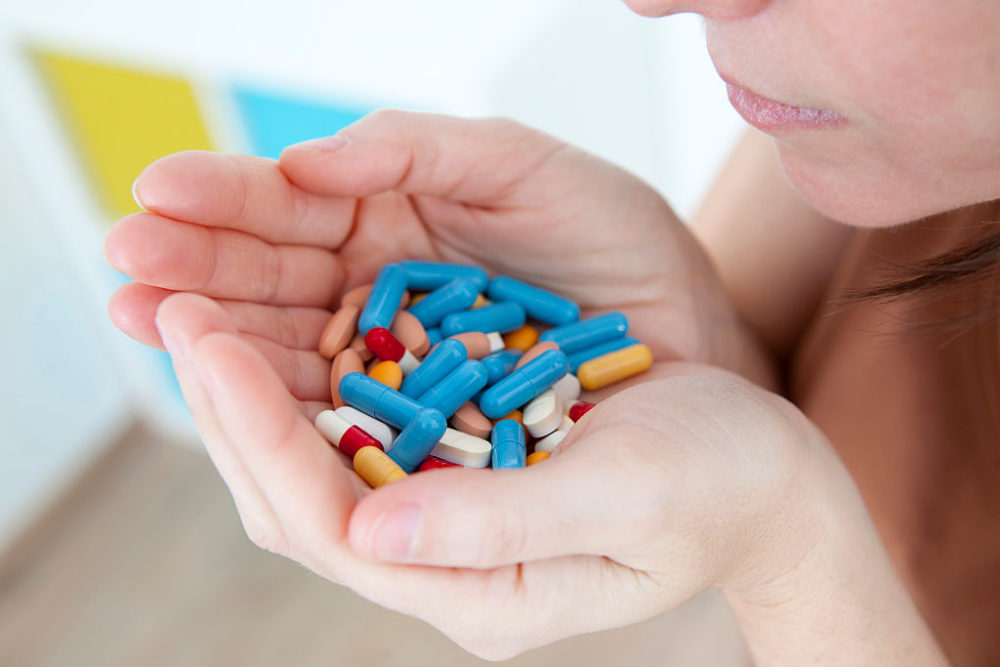 A new study found that one-third of adults could be on medications linked to depression and suicidal thoughts