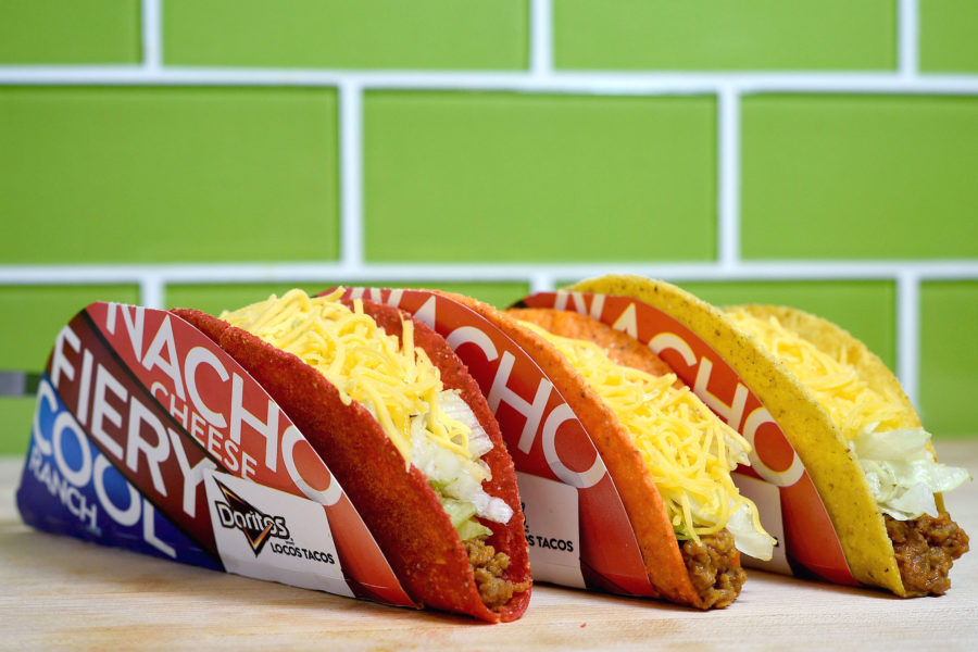 Taco Bell is giving away free tacos today