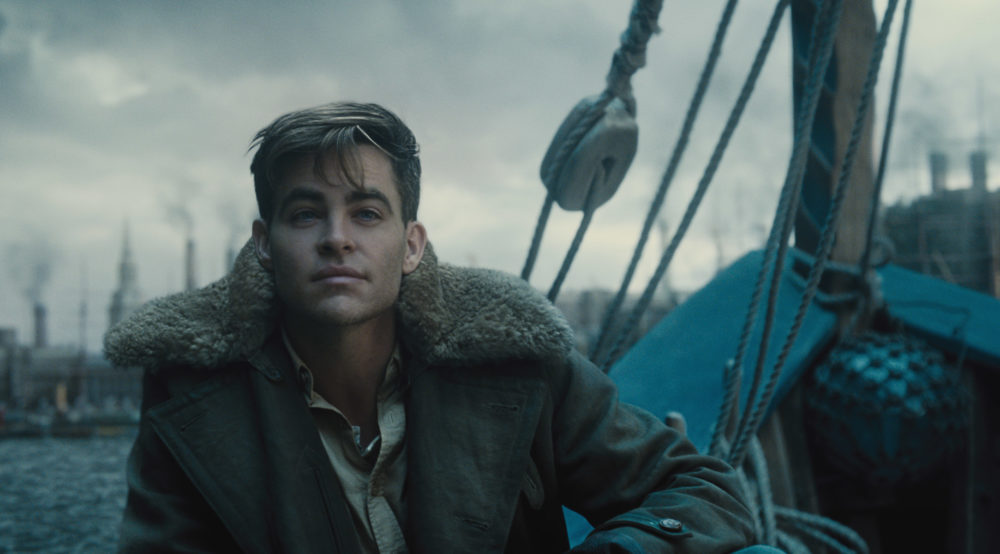 The first images from <em>Wonder Woman 2</em> are here — and your eyes do not deceive you, that really is Steve Trevor