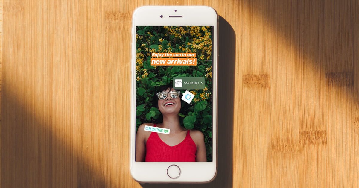 You can now shop directly from Instagram Stories, and RIP our bank accounts
