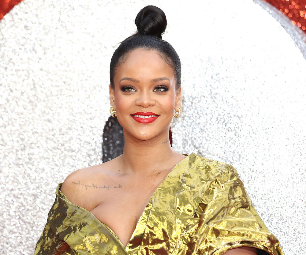 Rihanna pulled a Beyoncé and dropped a surprise fragrance