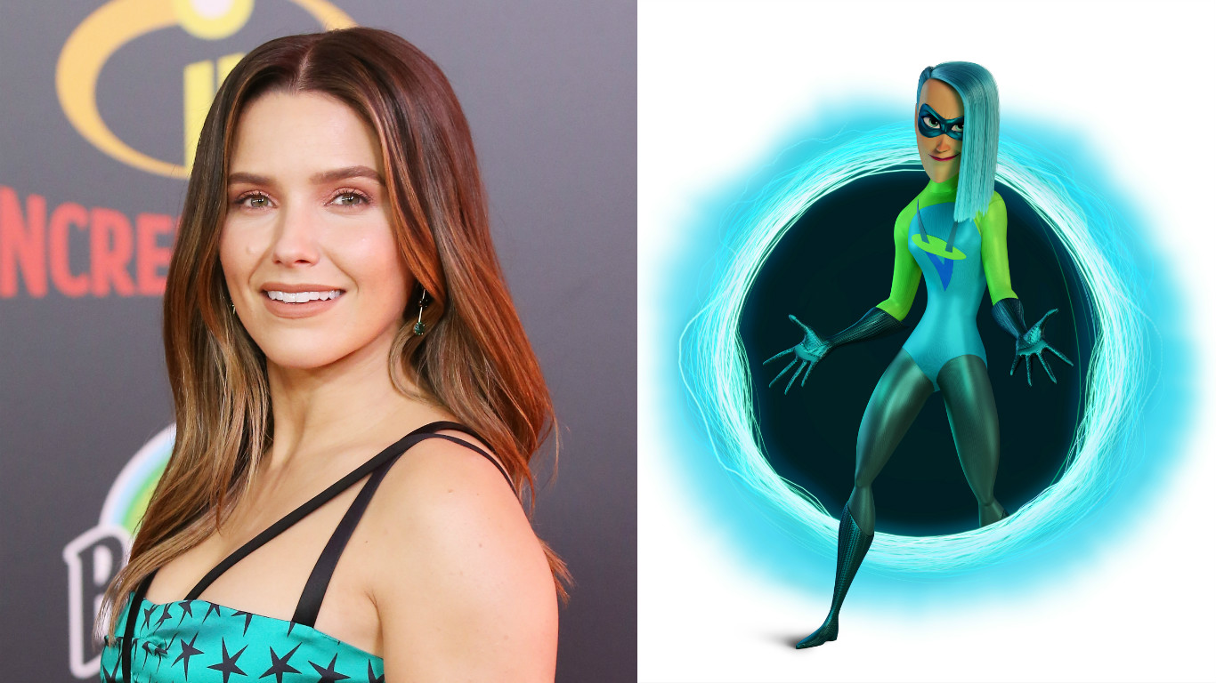 Sophia Bush started screaming in public when she was cast in <em>Incredibles 2</em> —  and honestly, that's relatable