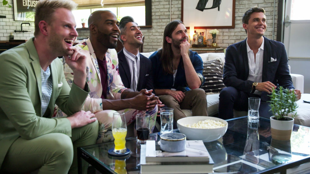 The Fab Five just want to help everyone via <em>Queer Eye</em> — men, women, straight, gay, and transgender