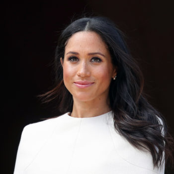 """Meghan Markle has officially perfected the """"Duchess Slant,"""" and it's actually the most useful photo hack ever"""