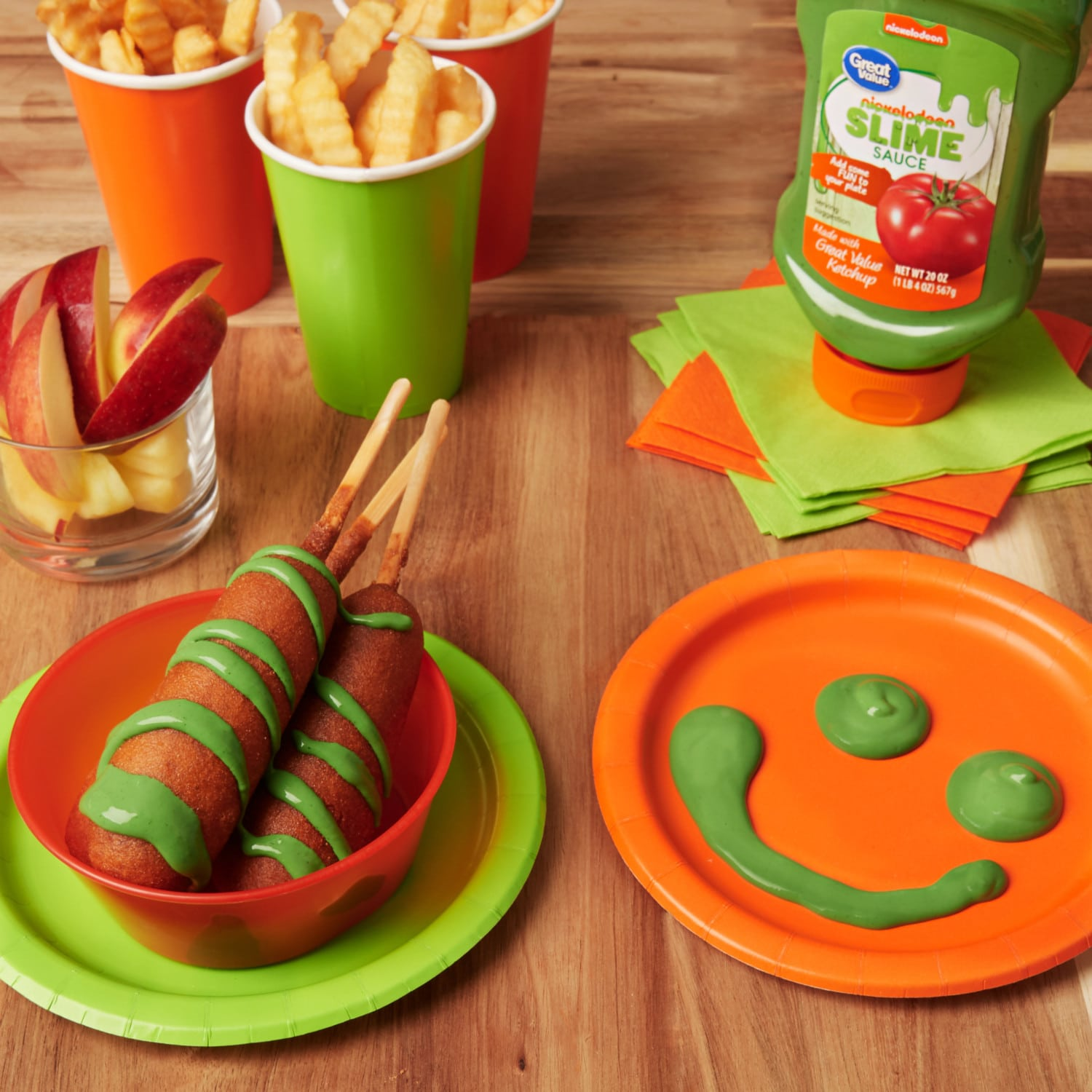 """Slime Sauce"" ketchup is a dream/nightmare come true for every '90s kid"
